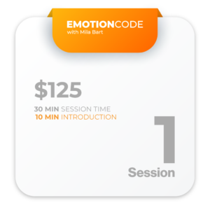 Emotion Code Session