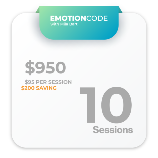Ten Sessions Package