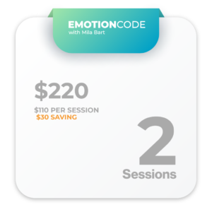 Two Sessions Package